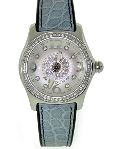 Corum Bubble analog-quartz womens Watch 39.151.47 (Certified Pre-owned)