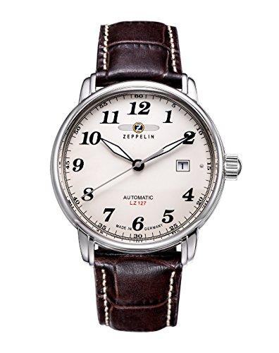 Mens Watches ZEPPELIN Count 7656-5 (Best German Watches Under 500)