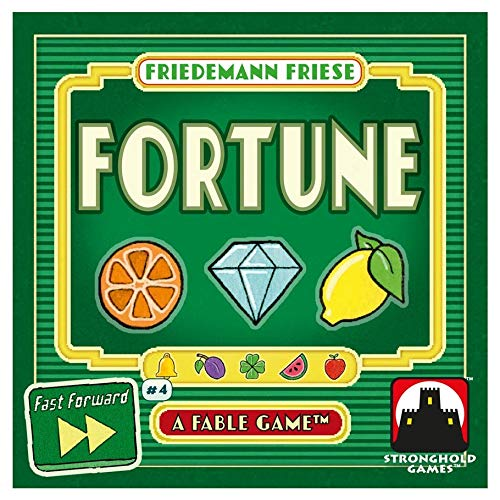 - Stronghold Games 6022SG Fortune Toys