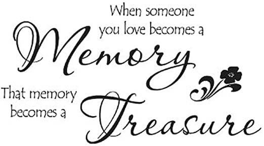 TREASURE HEART BE Vinyl Wall Saying Lettering Quote Decoration Decal Sign Craft