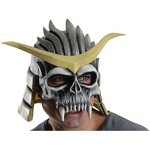 Shao Kahn Overhead Mask Costume Mask Adult Mortal Kombat Halloween