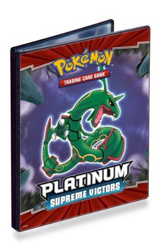 Pokemon Ultra PRO Supreme Victors - Combo Album - 4 Pocket Portfolio Trading Card Album / Binder