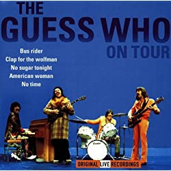 The Guess Who on Tour