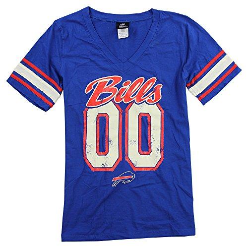 Women's NFL Vintage Jersey Look T-Shirt