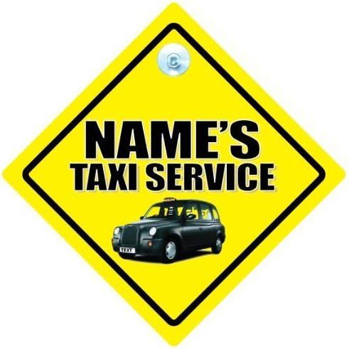 TAXI MANTENIMIENTO Placa Coche,Letrero de ,TAXI Personalizado Taxi ...