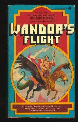 Wandor's Flight, Green, Roland