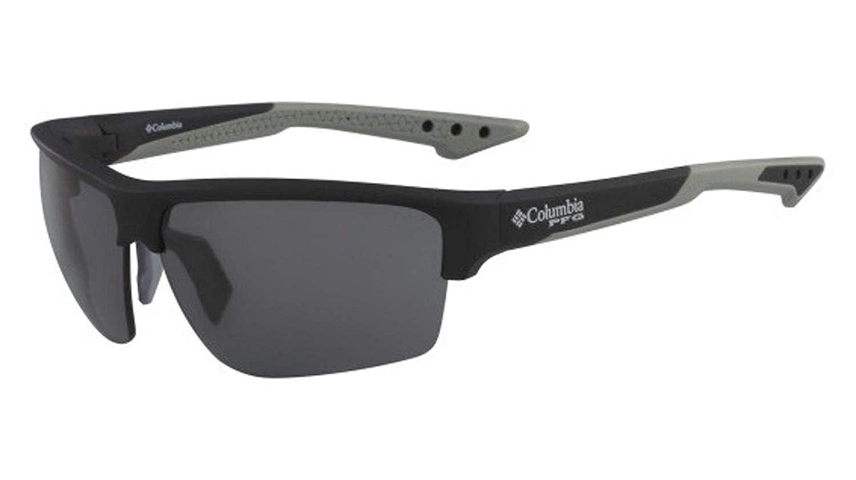 Sunglasses Columbia C 528 SP ZERO RULES 002 MATTE BLACK//GREY