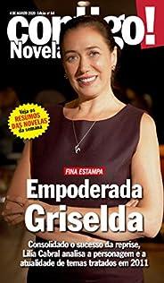 Revista Contigo! Novelas - 04/08/2020