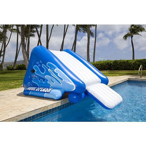 Kool Splash Inflatable Water Slide by Intex