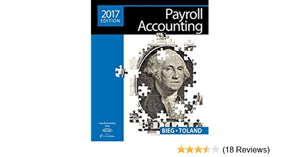 Payroll Accounting 2017 With CengageNOWv2 1 Term Printed