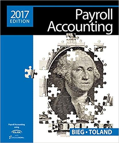 Payroll accounting 2017 with cengagenowv2 1 term printed access payroll accounting 2017 with cengagenowv2 1 term printed access card 27th edition fandeluxe Image collections