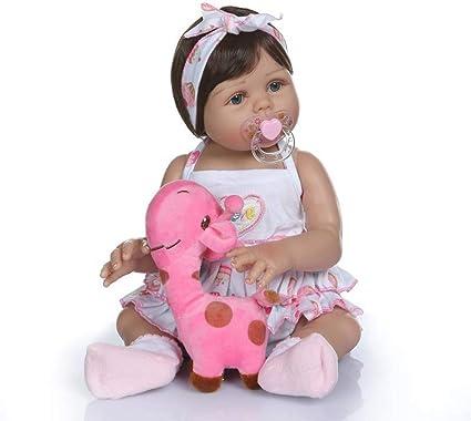 Mini Geboren Baby Puppen Lebensecht Puppe Babypuppe Jungenpuppe Ganzkörper