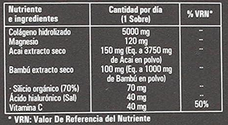 SANON - SANON SPORT LICAON Colágeno Hidrolizado 10 sobres de 7 g: Amazon.es: Salud y cuidado personal