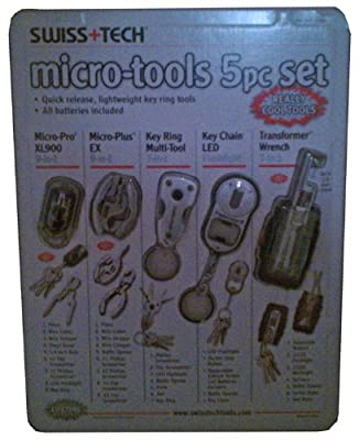 SwissTech Micro-Tools 5 pc Set