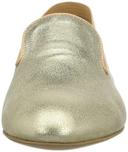 UK Taille Mocassins 5 8 Mocassins Marc Femmes Ivoire O'Polo Champagne 70114063201111 gfx7vnq