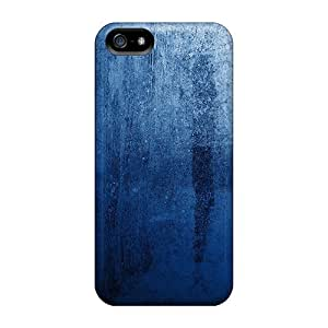 For MichelleNCrawford Iphone Protective Case, High Quality For Iphone 5/5s Blue Surface Skin Case Cover