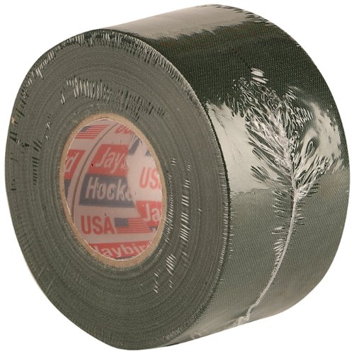 "Jaybird & Mais Green Cloth Hockey Tape- 1"" by 25 yards"