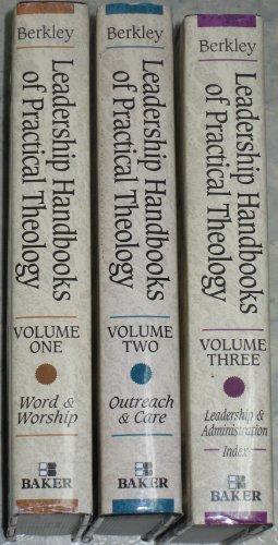 Best leadership handbooks of practical theology