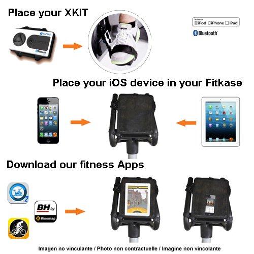 Bh Fitness Exercise Bike Pixels, H494: Amazon co uk: Sports & Outdoors
