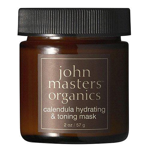 John Masters Organics Calendula Hydrating & Toning Mask (For Dry/ Mature Skin) - 57g/2oz