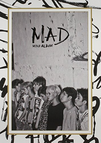CD : GOT7 - Mad Vertical Ver (Asia - Import)