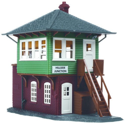 Atlas Model Railroad HO KIT Signal Tower (Set Tower Signal)