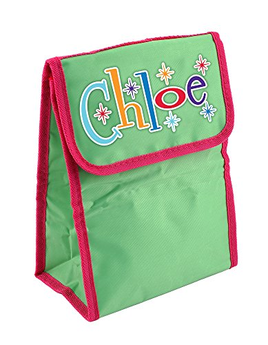 Bag Chloe 9 Green Personalized Lunch Dimension Pink xHTwaZWSw4