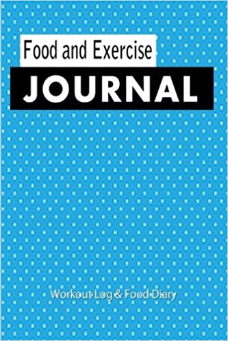 food and exercise journal 2015 workout log and food diary food and