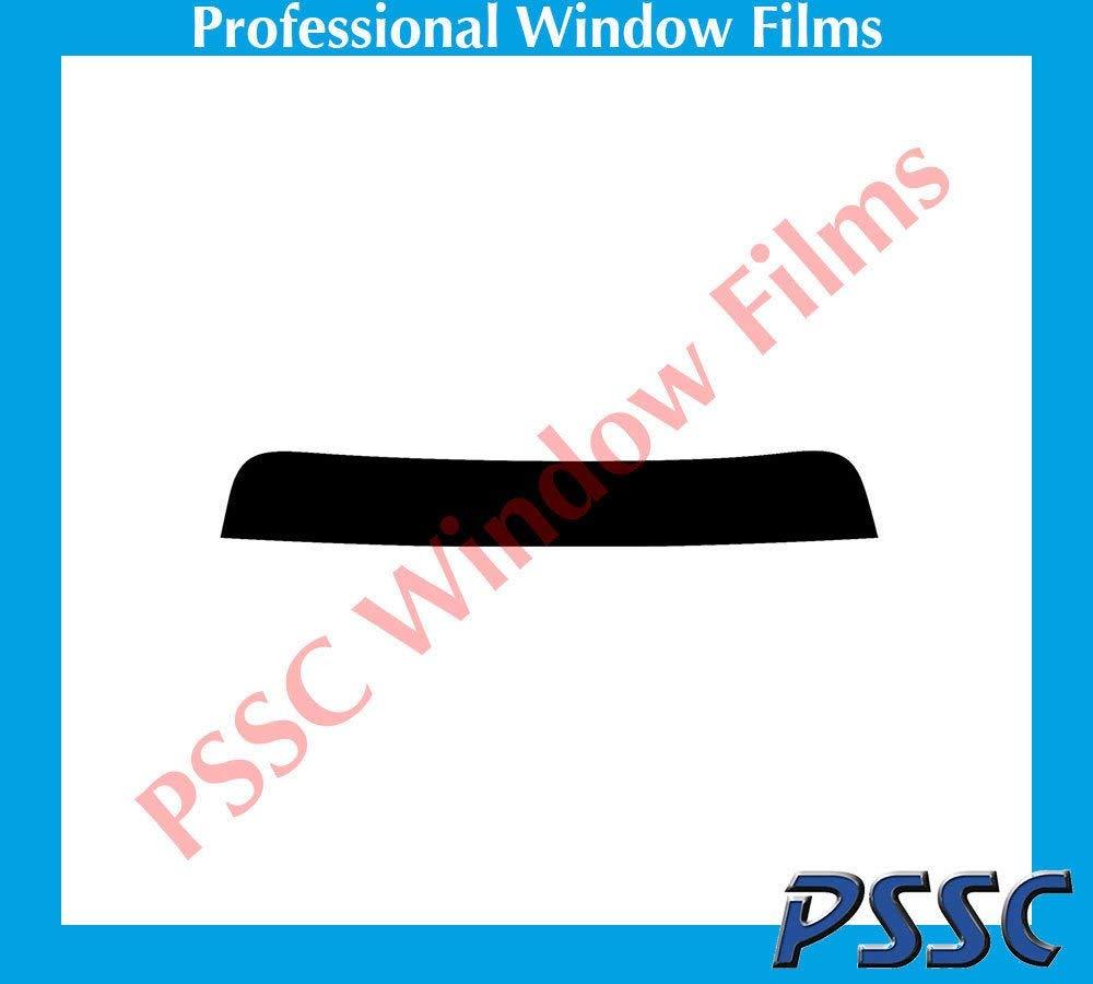 PSSC Pre Cut Sun Strip Car Window Films Nissan Juke 2010 to 2016 35/% Medium Tint