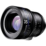 Schneider Kreuznach Xenon FF 35mm T2.1 Prime Lens for CANON EOS Mount, 0.35m (1.14') Close Focus