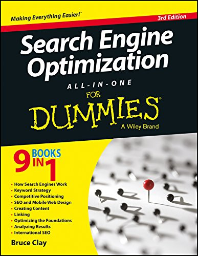 Search Engine Optimization All-in-One for Dummies PDF