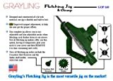 Grayling Fletching Jig with Right Clamp