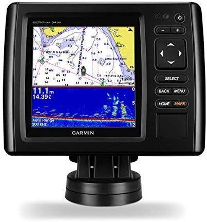 Garmin echoMAP CHIRP 54cv with transducer, 010-01799-01 (Renewed ...