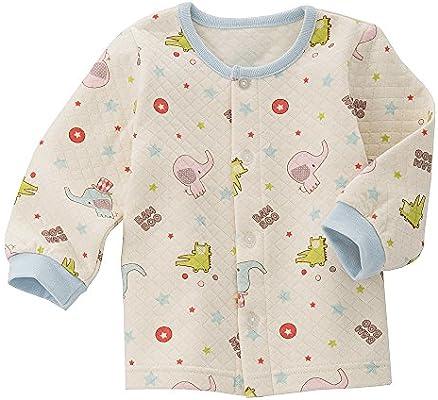 babiesnature acolchado juego de pijama manga larga con estampado Animal Bebé Niño y Niña Algodón Orgánico azul azul Talla:12 meses: Amazon.es: Bebé