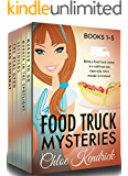 FOOD TRUCK MYSTERIES: Books 1-5 (A Cozy Mystery Bundle)