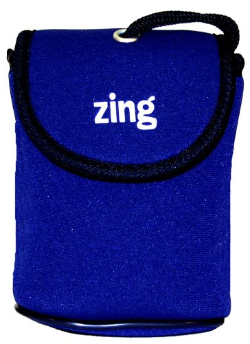 Zing 563-203 Medium Camera Pouch (Blue)