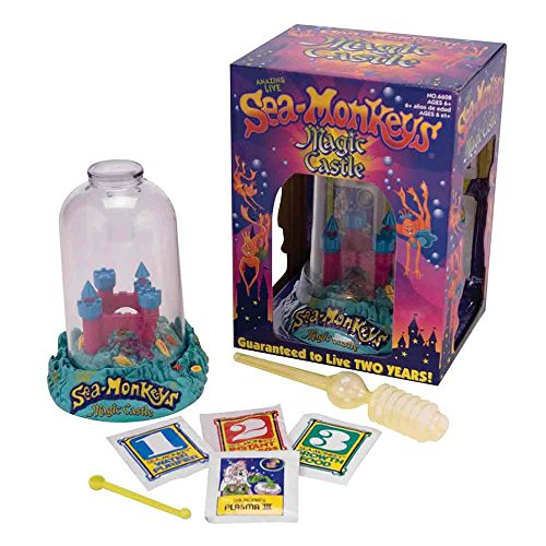 - Sea-Monkeys - Magic Castle, Teaching Toys, 2017 Christmas Toys