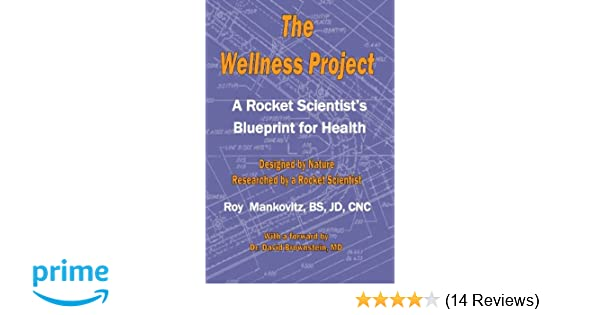 The wellness project a rocket scientists blueprint for health roy the wellness project a rocket scientists blueprint for health roy mankovitz 9780980158458 amazon books malvernweather Image collections