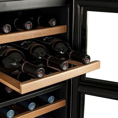 Koldfront Twr187ess 18 Bottle Free Standing Dual Zone Wine