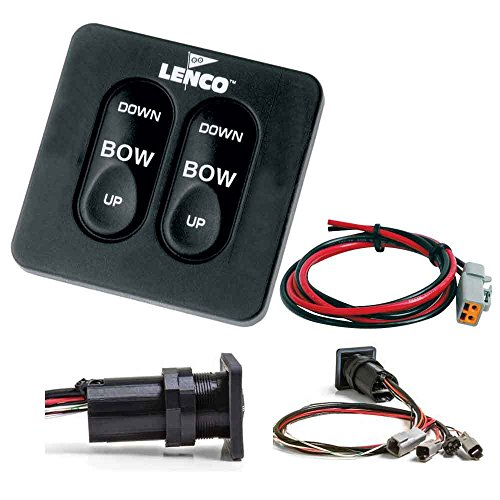 Lenco Standard Integrated Tactile Switch Kit w/Pigtail f/Dual Actuator Systems