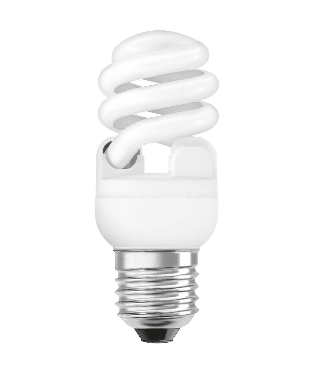 tageslichtwei/ß 6500K Osram Dulux Twist Energiesparlampe E27-Sockel 15 Watt