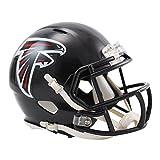 Riddell RIDDMINIATLSP NFL Atlanta Falcons Revolution Speed Mini Helmet