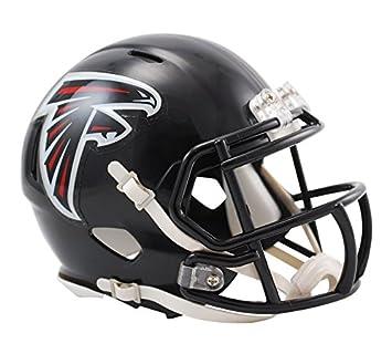 dbc55e28b32 Atlanta Falcons Speed Mini Helmet  Amazon.co.uk  Sports   Outdoors