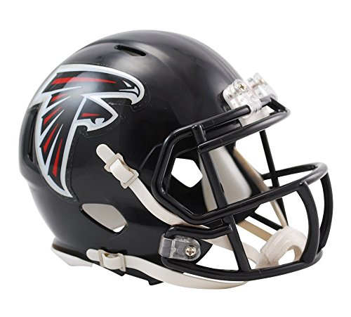 - Riddell Atlanta Falcons NFL Replica Speed Mini Football Helmet