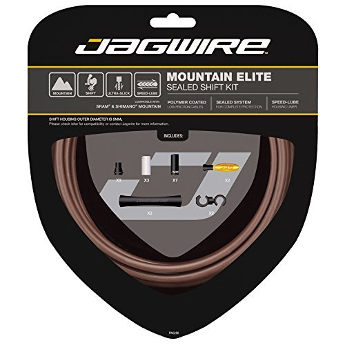 Jagwire Mountain Elite Sealed Shift Kit