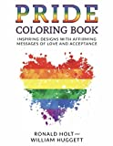 PRIDE: Coloring Book includes 39 beautifully drawn designs with inspirational quotes and messages of affirmation that compliment each design. It is a companion book to PRIDE: You Can't Heal If You're Hiding by Dr. Ron Holt. PRIDE: Coloring Book is in...