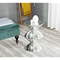 Safavieh Home Collection Guildsman Silver End Table