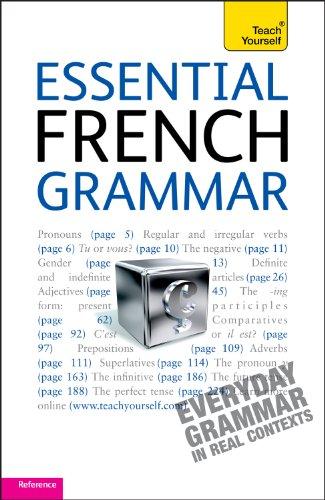 Teach Yourself Essential French Grammar (Teach Yourself Complete Grammar)
