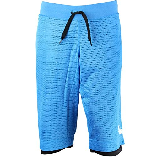 Nike Herre Vendbare Pick-up Spil Basketball Shorts Blå ca327rP