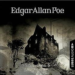 Edgar Allan Poe: Sammelband 6 (Edgar Allan Poe 16-18)